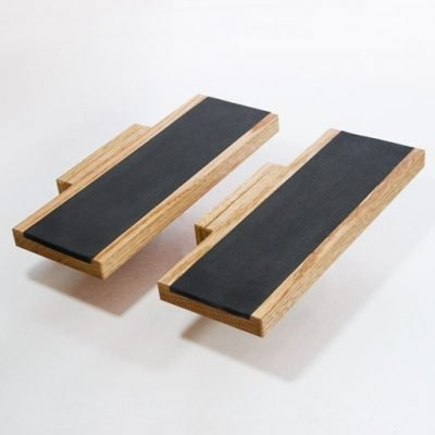 Deep Canvas Holders with Soft Foam Pads